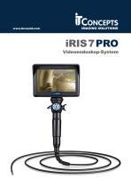 iRIS 7 PRO Videoendoskop System