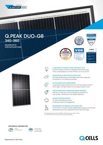 Q.PEAK DUO-G8