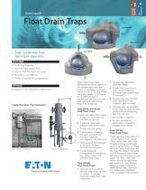 Float Drain Traps
