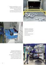 AGTOS Kompetenz in der Schleuderrrad-Strahltechnik - 10