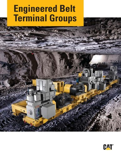 Engineered Terminal Groups Product Brochure