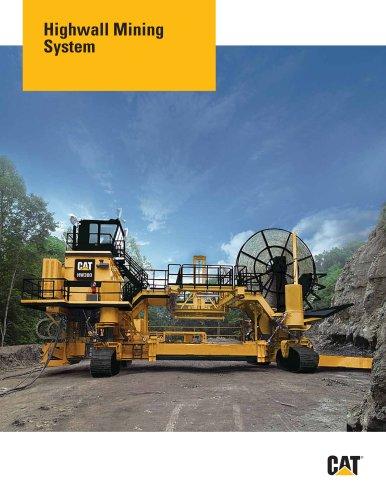 Highwall Mining System