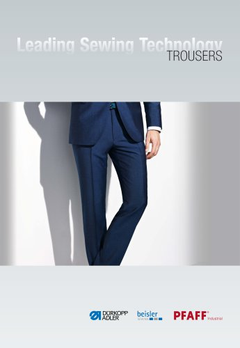 Leading Sewing Technology Trousers