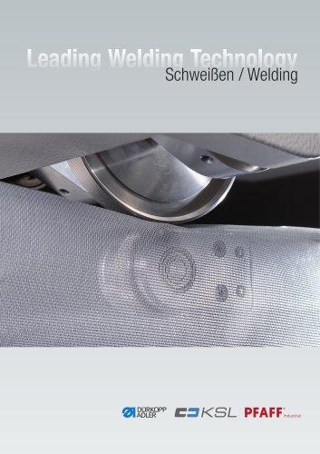 """Segment-Brochures """"Welding"""""""