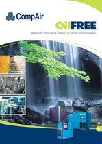 Ölfreie Kompressoren