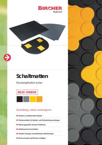 Neue Farben für Schaltmatten