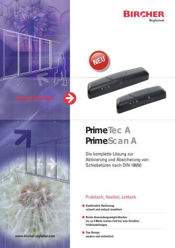 PrimeTec A  / PrimeScan A