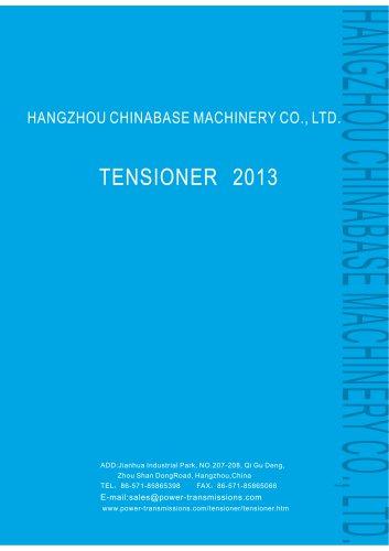 Chinabase Machinery Tensioner,chain tensioner,belt tensioner,spring chain tensioner