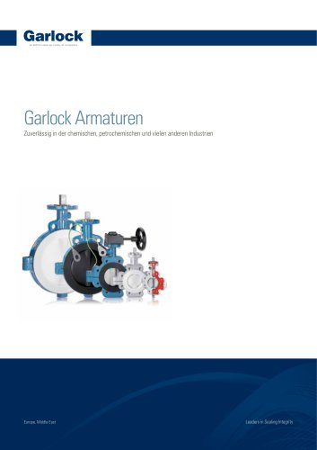 Garlock Armaturen