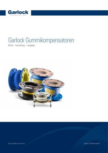 Garlock Gummikompensatoren