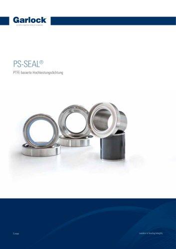 Garlock PS-SEAL® Katalog - PTFE basierte Hochleistungsdichtung