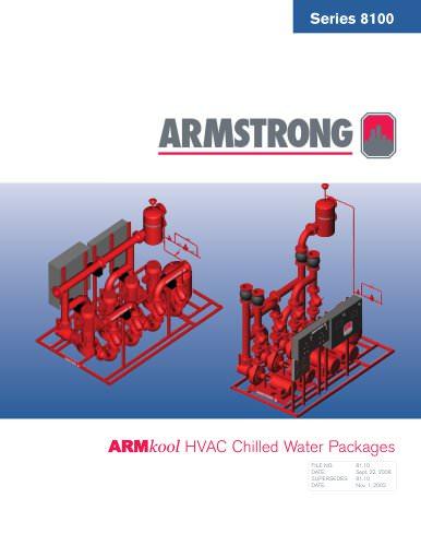 ARMkool Series 8100: HVAC Chilled