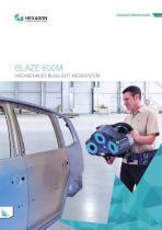 BLAZE 600M Broschüre