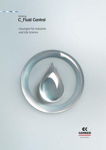 Lösungen für Industrie und Life Science DE