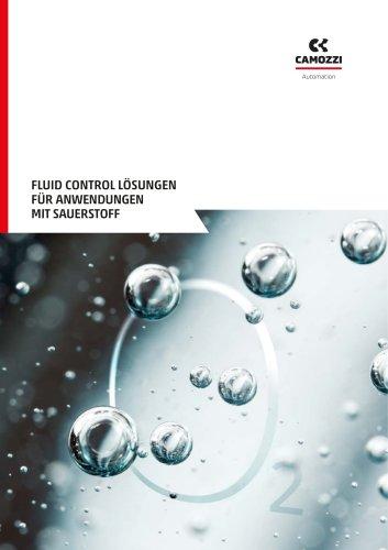 Lösungen für Sauerstoffanwendungen DE