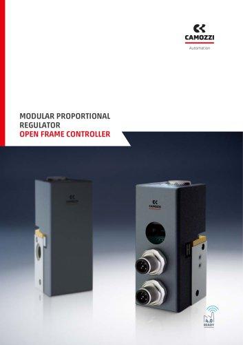 Open Frame Controller Modular Proportional Regulator DE