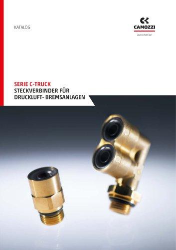 Serie 9000 Steckverbinder für Druckluft-Bremsanlagen DE