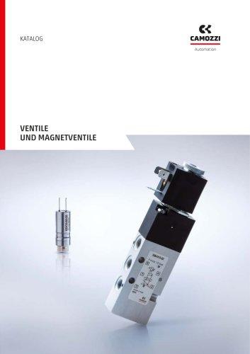 Ventile und Magnetventile