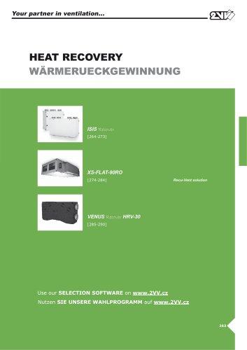 Wärmerueckgewinnung_Technischer Katalog