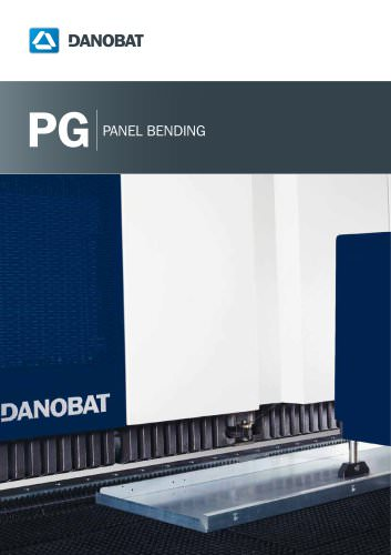 Automatic Panel Bender PG
