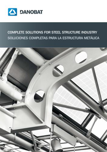 Complete solutions for steel structure industry