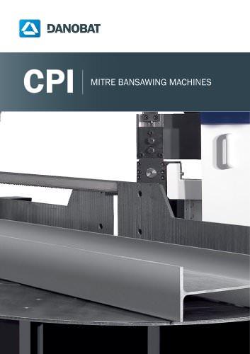 CPI MITRE BANSAWING MACHINES