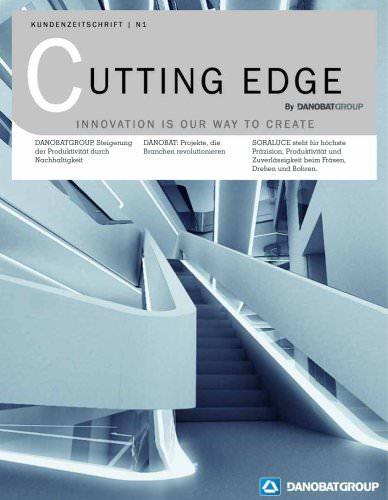 Cutting Edge - DANOBATGROUP Kundenzeitschrift
