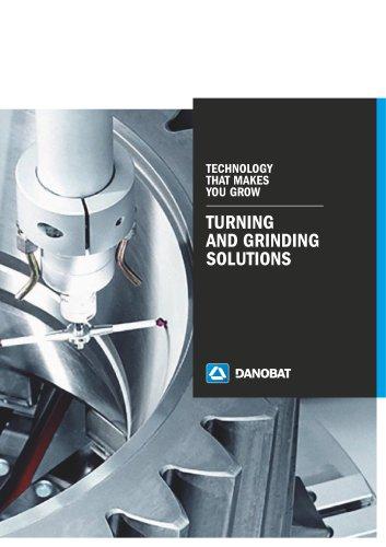 DANOBAT Grinding & Turning Solutions