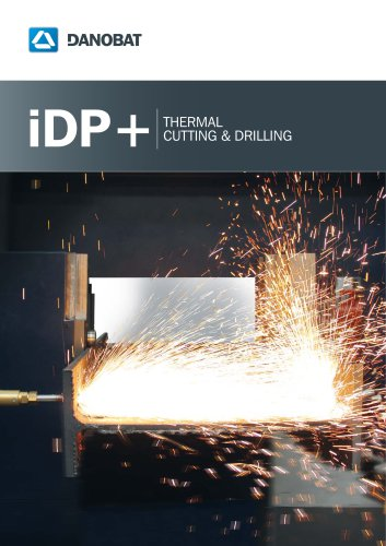 iDP+THERMAL CUTTING & DRILLING