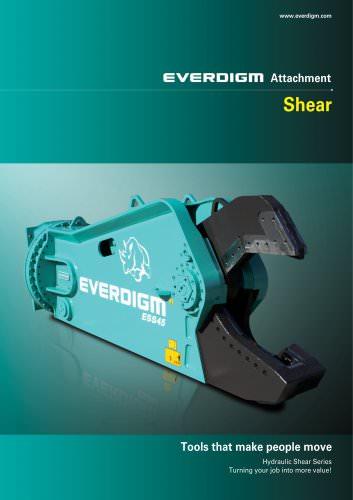Attachement Shear Catalogue