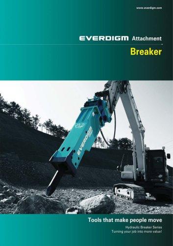 EHB series  breakers