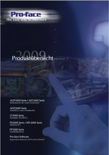 Product Guide 2009-2010