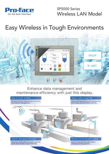 SP5000 Series Wireless LAN Mode