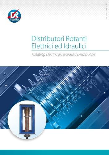 Rotating Electric & Hydraulic Distributors