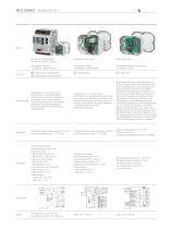 C|Logline - Modbus RTU I/O-Komponenten für die dezentrale Automatisierung in Gebäuden, Anlagen und Systemen - 5