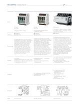 C|Logline - Modbus RTU I/O-Komponenten für die dezentrale Automatisierung in Gebäuden, Anlagen und Systemen - 7