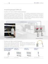 P Cabling - KAPRi plus Erweiterungssets M12 – Die optimalen Erweiterungssets für eine fehlerfreie Netzwerkverkabelung über alle Ebenen - 4