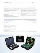 P Cabling - KAPRi plus Erweiterungssets M12 – Die optimalen Erweiterungssets für eine fehlerfreie Netzwerkverkabelung über alle Ebenen - 7