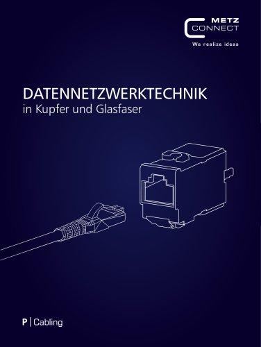 P|Cabling - Kupfer- und Glasfaserlösungen für Netzwerke