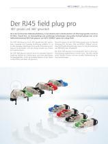 P|Cabling - RJ45 field plug pro - 2
