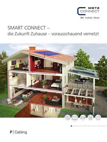 SMART CONNECT - die Zukunft Zuhause - vorausschauend vernetzt