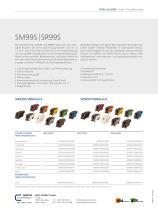 U Contact - SM99 und SR99 – Push-in-Einzelklemmen in kompakter Bauform für höchste Flexibilität im Leiterplattendesign - 2