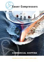 Sauer Compressors for Commercial Shipping