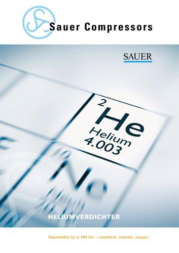Sauer Heliumverdichter