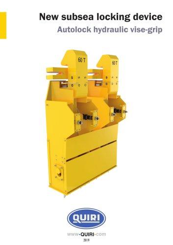 Autolock hydraulic wise-grip