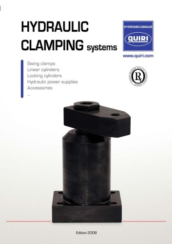 CLAMPING CYLINDERS