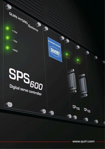 QUIRI HYDROSystems SPS600 Digital Servo controller