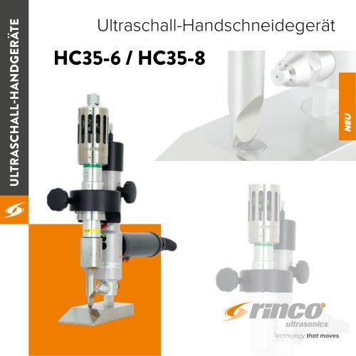 HC35-6 / HC35-8