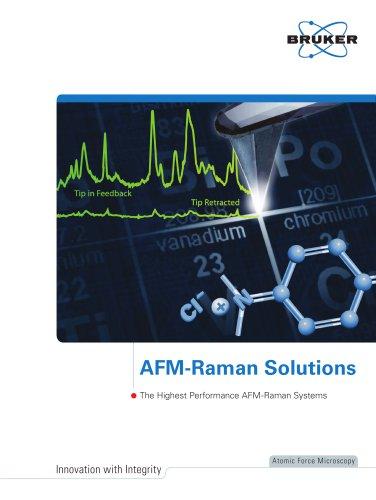 AFM-Raman