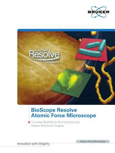 Bioscope Resolve AFM